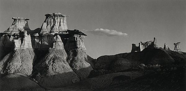 image  of bisti badlands